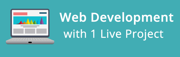Let's make & developed website by own after this course.